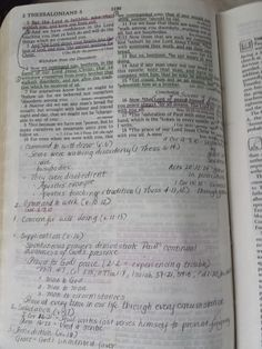 Dear Lissy: Bible Marking Tutorial Series: Marking A Book Study Bible Study Journal, Book Study, Study Notes, Inductive Bible Study, Bible Notes, School Notes, Word Of God, Prayers, 2 Thessalonians