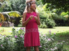 dino e lucia kids | Flapper girl from Dino e Lucia kids collection for summer 2011
