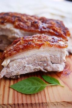 Food For Feast: Chinese Crispy Pork Belly - Rick Stein Recipe Pork Recipes, Asian Recipes, Cooking Recipes, Crispy Pork Belly Recipes, Yummy Recipes, I Love Food, Good Food, Yummy Food, Asia Food