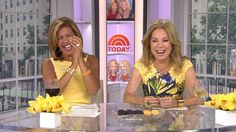 KLG, Hoda ask: Do you pee in the shower? Should you?!