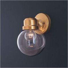 Thomas Lighting - SL9256-12 - Globe Wall Sconce in Antique Brass  $15.17