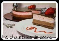 Mis Chuletillas de Cocina: Tarta Dulce Pasión