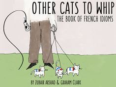 Other Cats to Whip? Learning French Idioms With a Delightful Book.