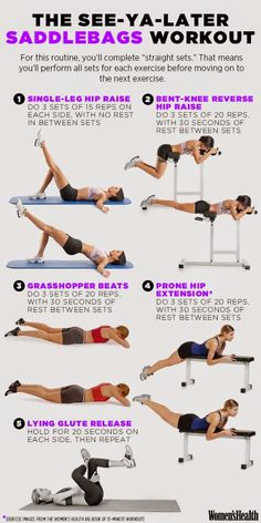 Best 5 Moves to Beating Your Saddlebags         |          Your Weight Loss Home