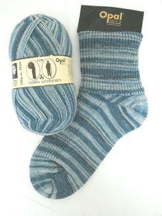 """Opal """"Ladies & Gentlemen"""" Sock Yarn - Original (8017) - Woolstack"""