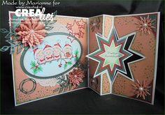 Marianne wenst iedereen Prettige Kerstdagen: https://www.crealies.nl/detail/1695041/16-12-14-marianne.htm &  http://crealies.blogspot.nl/2016/12/prettige-kerstdagen.html  Crealies stansen/dies: Download Create A Card no. 26 Crealies Create A Card no.26 Crea-Nest-Lies XXL no. 46 and 51 Double Fun no. 29 Set of 3 no. 35 and 41 and 42 Uno no. 35 Duo Dies no. 35 Duo Dies no. 37 and 37A Duo Dies no. 41 and 42 Decorette no. 13 and 17  Crealies stempels/stamps: Bits & Pieces no. 43 Tekst & zo no…