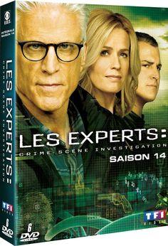 Les Experts - Saison 14 - DVD