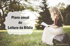 Ministério Enlace: Plano anual de leitura Bíblica em ordem cronológic...