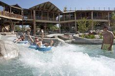Schlitterbahn Waterpark - New Braunfels, TX