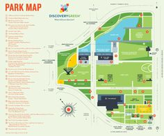 Discovery Green Park Map - Discovery Green, Houston, Texas Discovery Green, Green Park, Map Design, Houston, Arch, Texas, Memories, Memoirs, Longbow