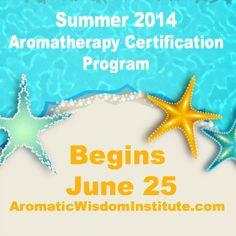 http://aromaticwisdominstitute.com/our-classes/aromatherapy-certification-program/