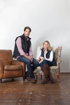 We love Dubarry country clothing style http://www.andersonsofdurham.com/en/country-clothing/dubarry.html