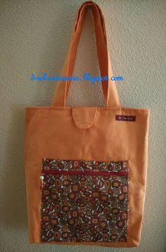 Doña Sol - Artesanía textil: Nuevas bolsas