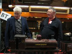 Photos from Open Weekend at London Transport Museum Depot - 10th - 11th March 2012