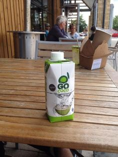 """""""Has anyone tried this? Has to be my favourite coconut water by far!!!! @gococodrinks #refreshing #mmmmmm""""  #GoCoco #coconutWater #Coconut #Water #Health #Nutrition #Healthy #Thirsty #Hydration #Rehydrate #GoCoconuts #Rugby #BenMorgan #EnglandRugby"""