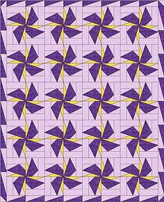 Off the Wall Quilt Home of AnglePlay Templates | Free AnglePlay® Pattern