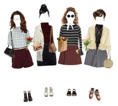 """""""Running Errands"""" by silentmoonchild ❤ liked on Polyvore featuring A.P.C., Topshop, Miss Selfridge, Wilfred, Sonia Rykiel, My Mum Made It, Westinghouse, Calvin Klein, Yossi Harari and Marni"""