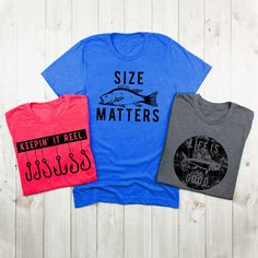 If fishing is your favorite sport, then these tees are for you! Swim Cover Ups, Fish Man, Woven Wrap, Tie Dye Shirts, Drawstring Pants, Fishing Shirts, Graphic Tees, Mens Tops, Comfy