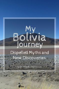 My Bolivia Journey - Dispelled Myths and New Discoveries. Bolivia is amazing.  Can I just make one thing clear before anything else is written?  I had my worries and doubts about safety there – prior to leaving Australia, I hadn't gone further out of South East Asia, in tourist hotspots like Phuket and Bali.  On the first day of walking through La Paz, I tied the cord of my camera to my belt.  After a few days, this mental behaviour died down.
