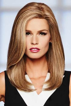 Shop Raquel Welch Wigs - all styles & colors. Browse current styles at this online retailer for Raquel Welch wig & hair products. Remy Human Hair, Remy Hair, Human Hair Wigs, Blonde High, Blonde Ombre, Ash Blonde, Wig Hairstyles, Straight Hairstyles, Medium Hairstyles