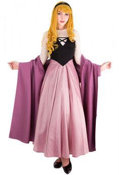 fm Women's Briar Rose Costume Outfit Aurora Peasant Dress with Shawl Petticoat Aurora Costume, Rose Costume, Pocahontas Costume, Sleeping Beauty Cosplay, Sleeping Beauty Princess, Dress With Shawl, Cape Dress, Cosplay Dress, Cosplay Costumes