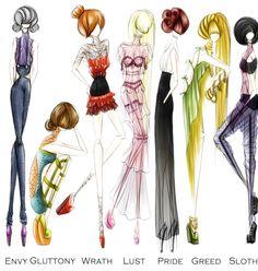 (82) fashion drawings   Tumblr