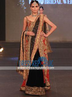 Hyderabadi Khada Dupatta online shop DressRepublic.com,