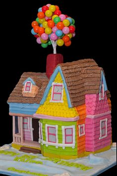 Another Up cake