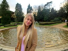 Rachael at Warwick Castle