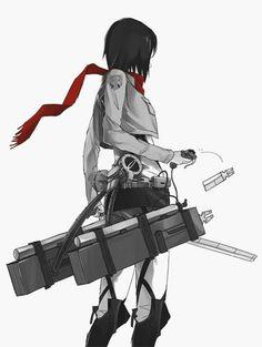#AttackOnTitan #ShingekiNoKyojin #Mikasa