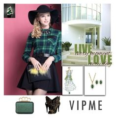 """11#VIPme"" by kivericdamira ❤ liked on Polyvore featuring Roberto Cavalli and vipme"