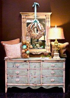 Great Chalk-Painted Furniture. Spring is in the air... and here at the shops!