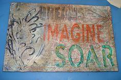 My Stuff, My Life - Dreams-Imagine-Soar...