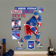 Derek Stepan, New York Rangers