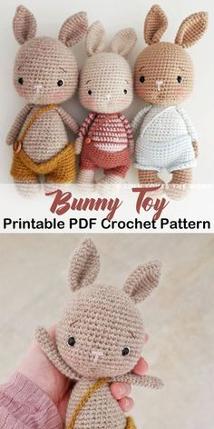 Make a Cute Bunny - Easter Present Record of Knitting Wool rotating, weaving and stitching careers such as for instance BC. patterns amigurumi easy Make a Cute Bunny - Easter Present Easter Crochet Patterns, Crochet Bunny Pattern, Crochet Patterns Amigurumi, Cute Crochet, Baby Knitting Patterns, Crochet Crafts, Crochet Dolls, Crochet Teddy, Knit Crochet