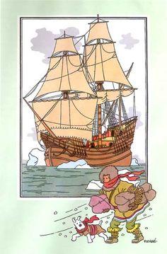 Marin1 38 : Vaisseau de Barents