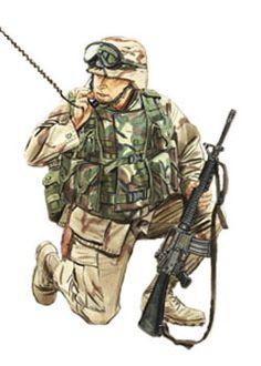 Teniente, US Marine Corps, Irak, 2003. Pin by Paolo Marzioli