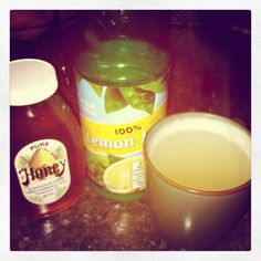 Home remedies for a cold!