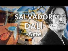 Salvador Dalí (Figueras, 1904 -- Figueras 1989) - Grandes Maestros del Arte - Educatina - YouTube Ap Spanish, How To Speak Spanish, Spanish Class, Salvador Dali, Art Espagnole, Artist Project, Spanish Artists, Ap Art, Art Classroom