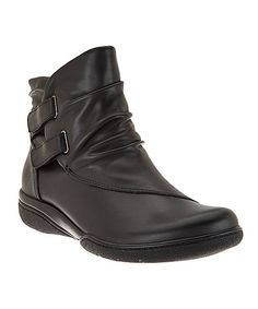 Take a look at this Black Kearns Burst Waterproof Leather Bootie today!