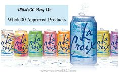 Doing Whole30 but struggling to know which products are approved? Check out this post for some help!