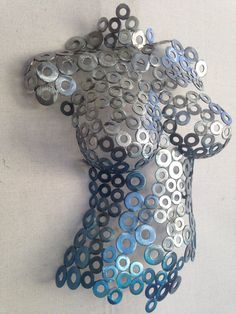 Hey, I found this really awesome Etsy listing at https://www.etsy.com/listing/202532560/metal-wall-art-sculpture-abstract-torso