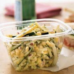 Garden Salad with Citrus Vinaigrette Recipe | MyRecipes.com