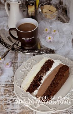 Nugat torta :)