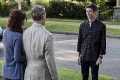 O canal CW divulgou imagensda terceira temporada de The Flash, que adaptará a saga Ponto de Igniçãoa partir do dia 4 de outubro nos EUA (clique nas miniaturas para ampliá-las):