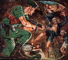 Green Berets by peterpulp
