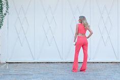 look do dia, look da noite, macacão, macacão calça recortes vazados, decote v, ecommerce Closet de Maria, colar grace rosana bernardes, cora...