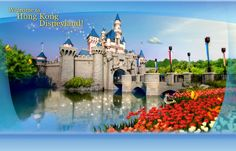Welcome to Hong Kong Disneyland | Click to enlarge