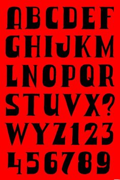 Showcase - Alphabets