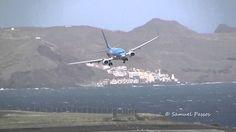 Incredible Pilot Skills Severe Windshear || STORM